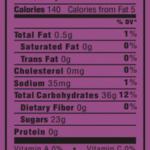 MOCAFE non dairy vanilla smoothie base