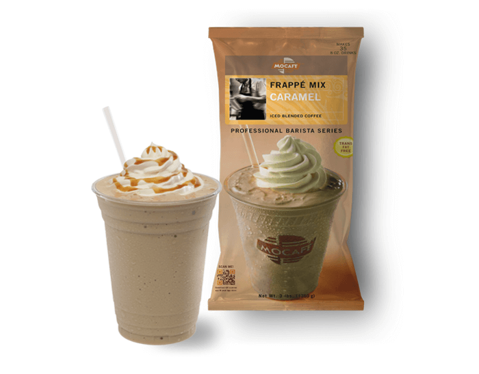 Caramel Frappe Powder A Tasty Twist On The Coffeehouse Classic
