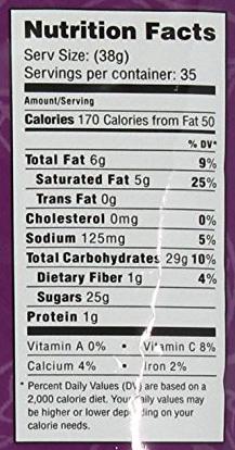 mocafe matcha nutrition facts