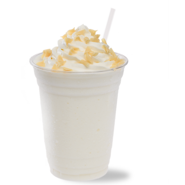 White Chocolate Frappe