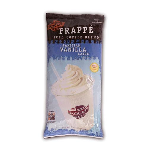Tahitian Vanilla Latte